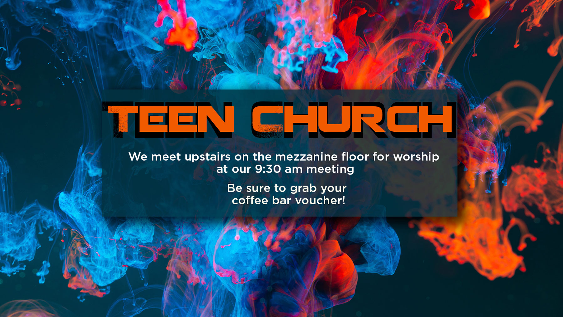 Teen Church
